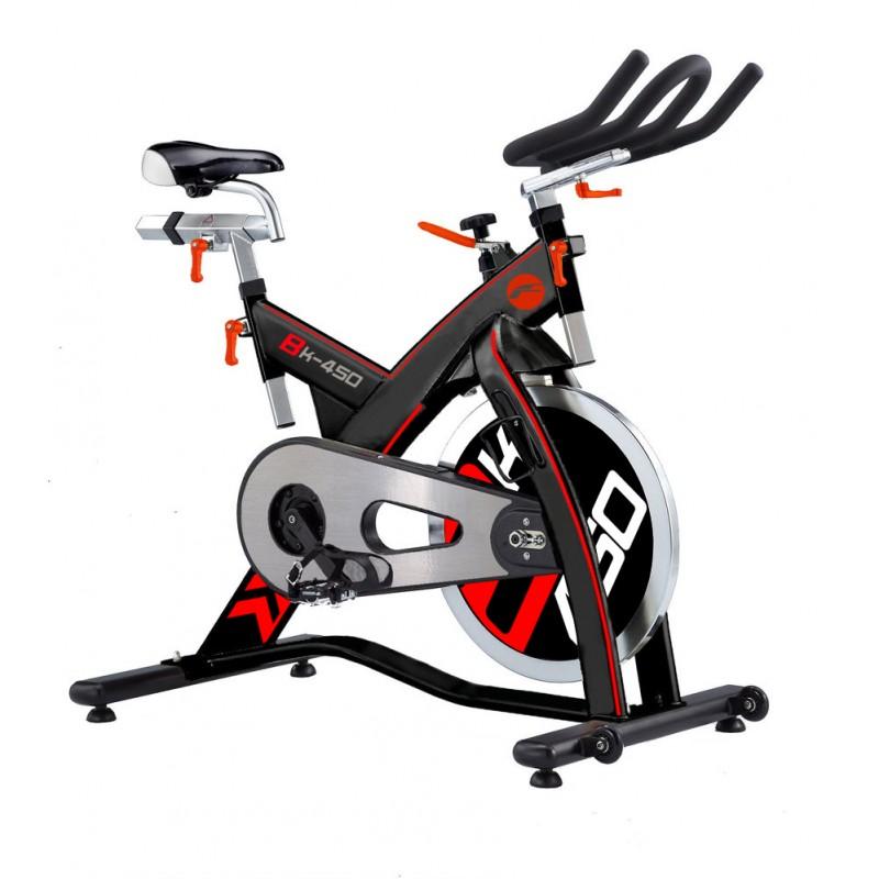 Bicicleta BK 450 ciclo indoor...