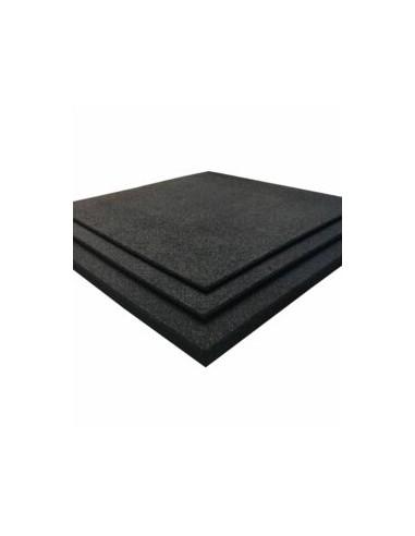 Loseta de caucho de alta densidad 1.5cm